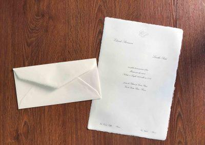 carta amalfi inviti di nozze