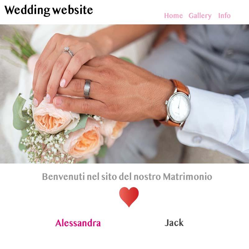 Siti Matrimonio Arti grafiche roma