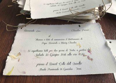 stampa su carta amalfi nozze