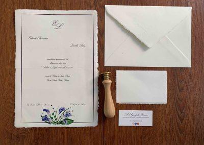 Inviti Carta Amalfi