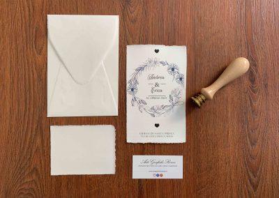 Invito Carta Amalfi