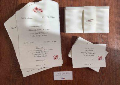 Carta Amalfi Partecipazioni di Matrimonio