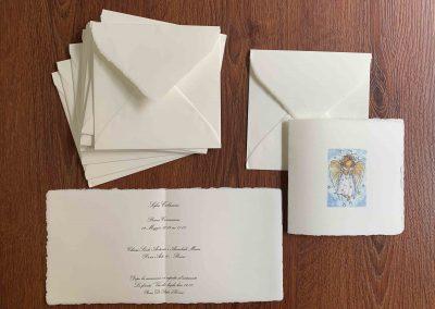 prima comunione Carta Amalfi