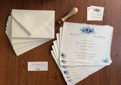 Partecipazioni di Matrimonio Amalfi